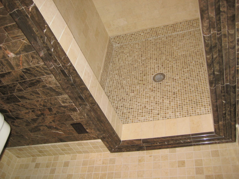 Custom Shower Door Frame (same A... ...