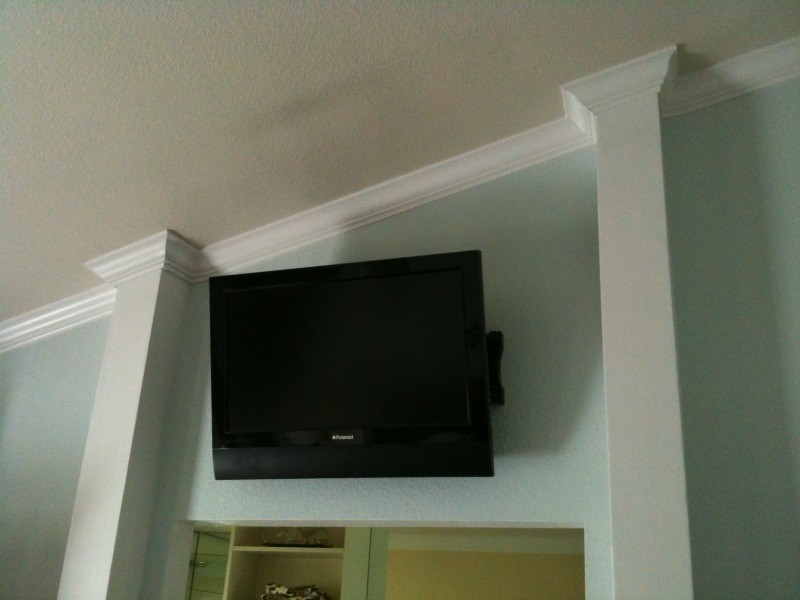 Crown Molding On Vaulted Ceilings