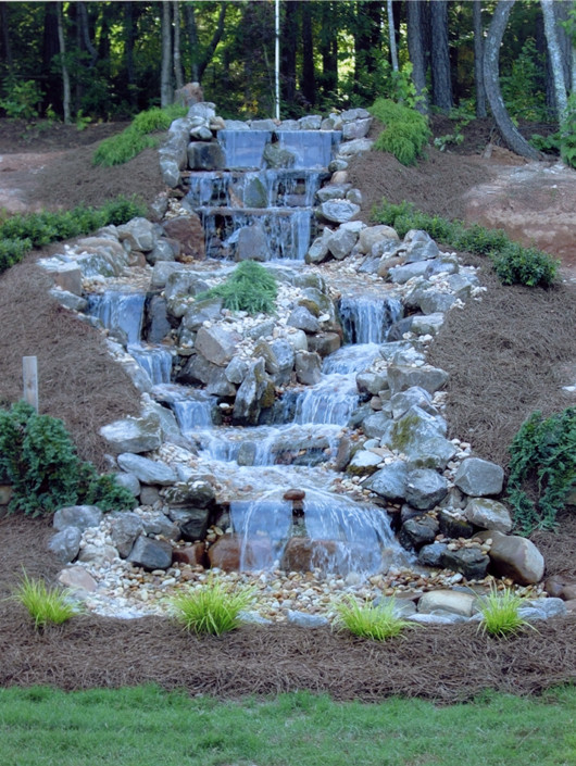 Landscape Boulders Reno Nv : Concrete brick stone contractor services